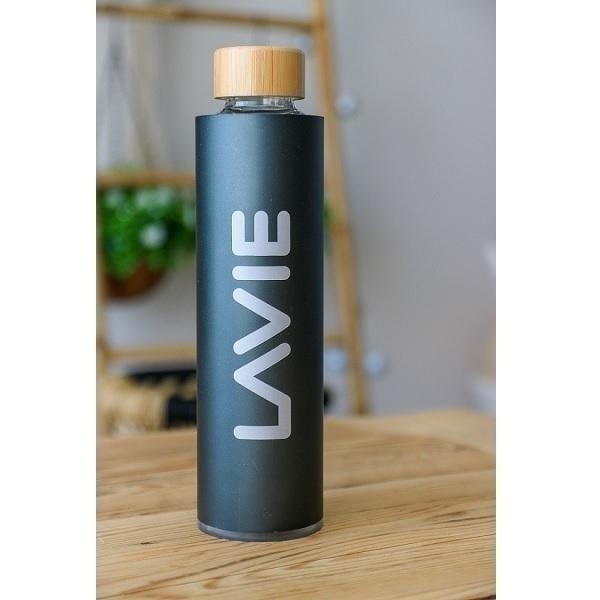 LaVie - Purificateur d'eau LaVie 2GO 50cl Anthracite