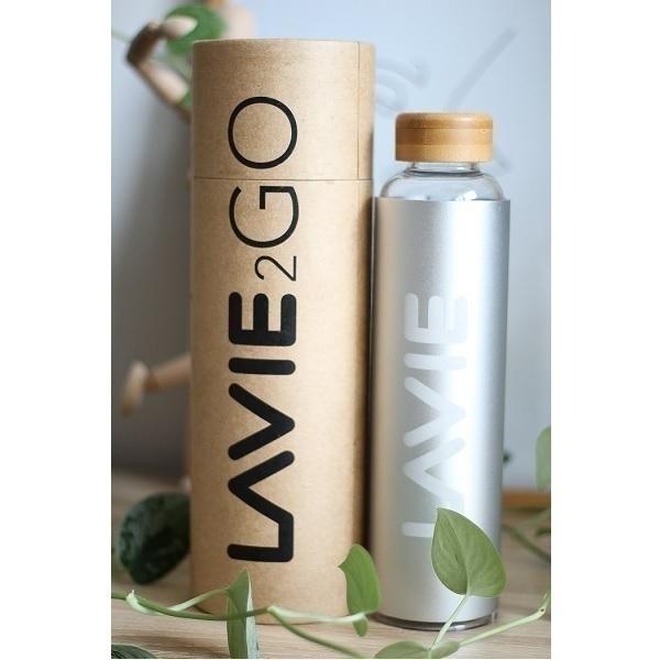 LaVie - Purificateur d'eau LaVie 2GO 50cl Silver