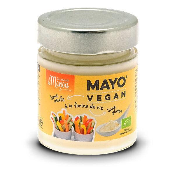 Les Secrets de Manou - Mayo' Vegan 130g