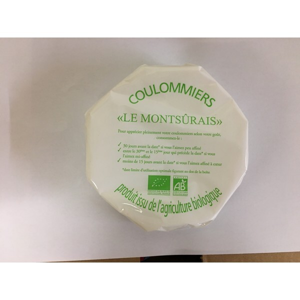 Montsurs - Coulommiers 350g