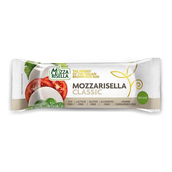 MozzaRisella - MozzaRisella Classica 200g