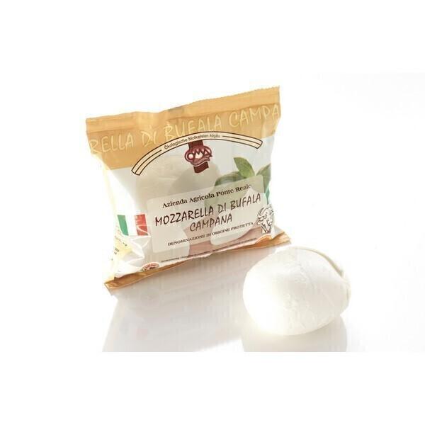 Öma - Mozzarella di bufala campana AOP 125g