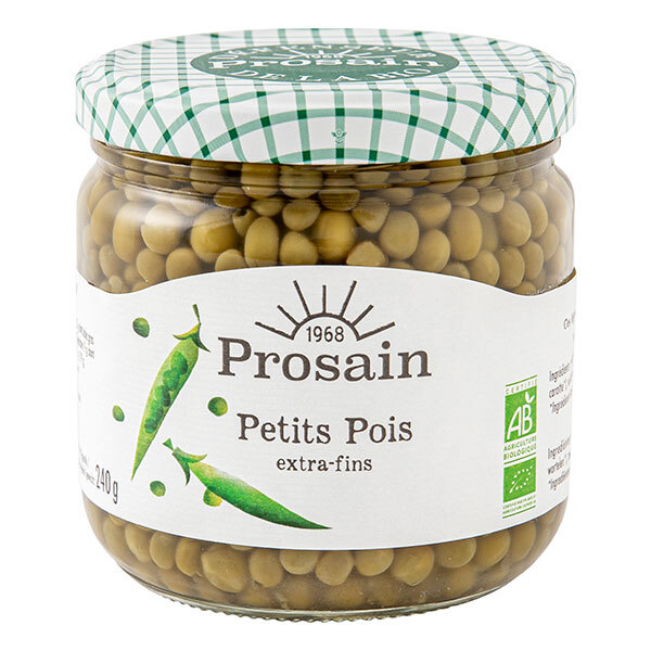ProSain - Petits pois extra fins 690g