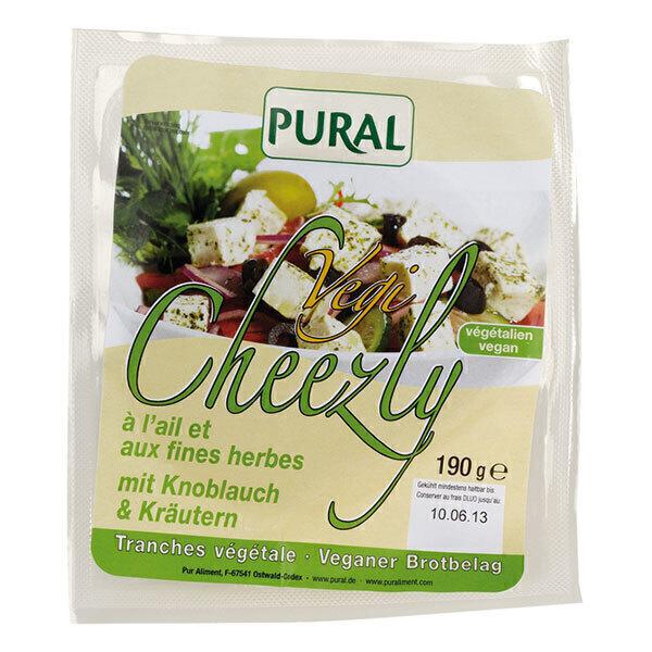 Pural - Vegi Cheese Ail fines herbes 190g