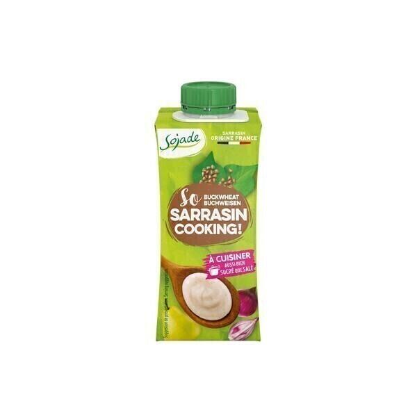 Sojade - So Sarrasin cooking aide culinaire au sarrasin 20cl