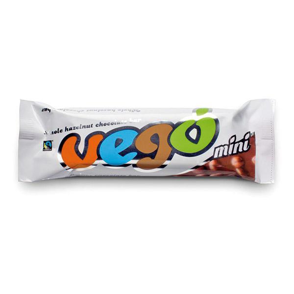 Vego - Mini-barre chocolatée 65g