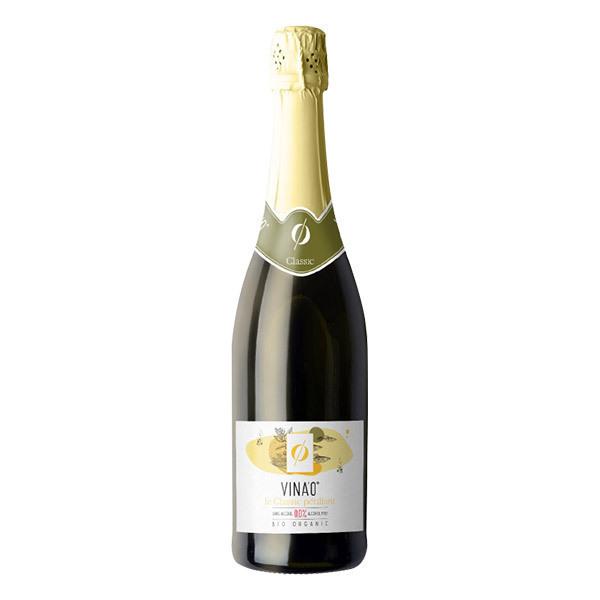 Vina'O° - Classic Pétillant sans alcool 75cl