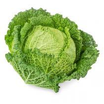 Fruits & Légumes du Marché Bio - Chou vert frisé. France