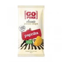 Go Pure - Chips Paprika 125g