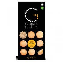 Graines de Curieux - Biscuits quinoa 100g