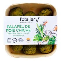 L'atelier V - Falafel pois chiche oignon persil sésame et coriandre 224g