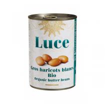 Luce - Gros haricots blancs 400g