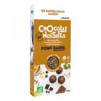 Sport'n Bio - BARRES'n BALLS MAISON Bio - Chocolat & Noisettes