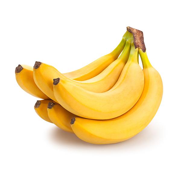 Fruits & Légumes du Marché Bio - Bananes jaunes. Hors Union Européene