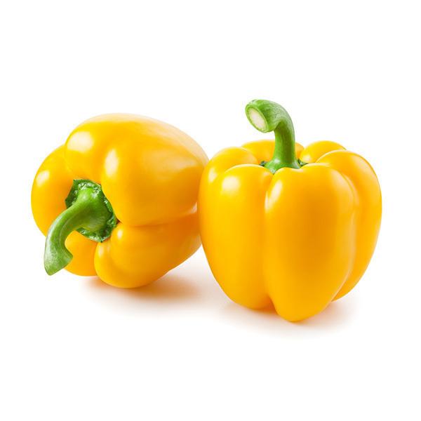 Fruits & Légumes du Marché Bio - Poivron jaune