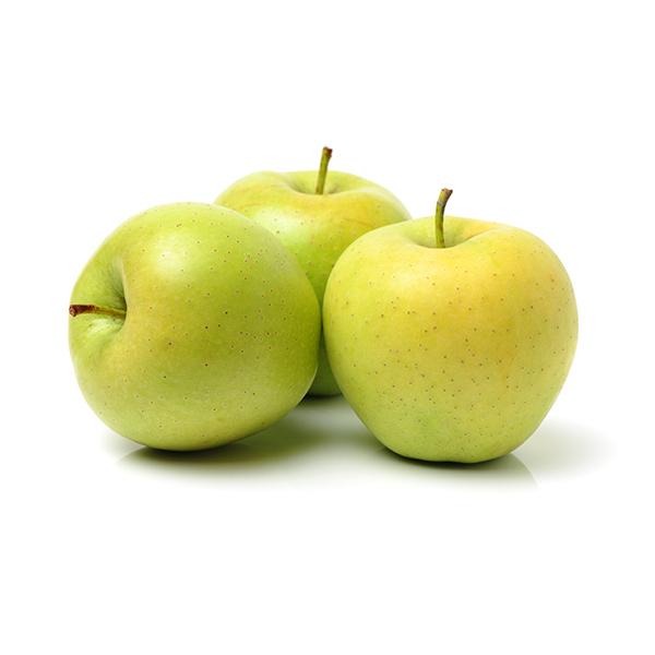 Fruits & Légumes du Marché Bio - Pomme Golden. France