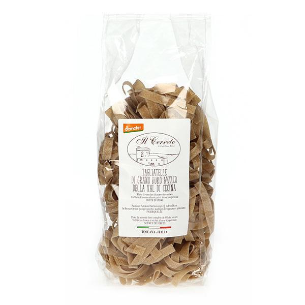 Il Cerreto - Tagliatelle de blé dur ancien Demeter 500g