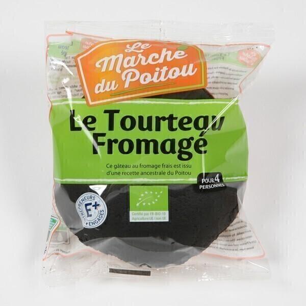 Marché du Poitou - Tourteau Fromager Bio 250g