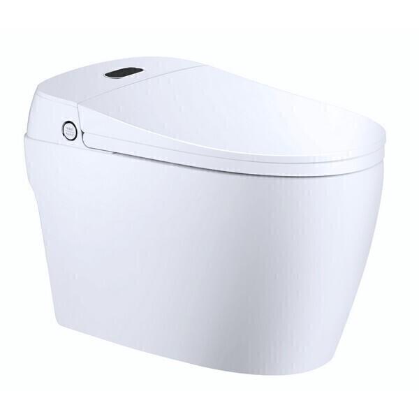 TopToilet - WC japonais Monobloc Luxe Sapphire