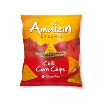 Amaizin - Chips de maïs pimentées 75g