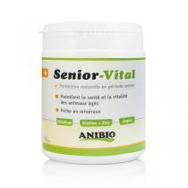 Anibio - Supplément nutritionnel Senior Vital chien et chat 500g