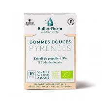 Ballot-Flurin - Gommes douce des Pyrénées à la Propolis