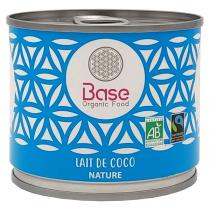 Base Organic Food - Lait de Coco 20cl