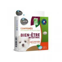 Biovetol - Etui 10 comprimés Bien-être intestinal chiot et petit chien