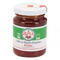 Bipia - Kliska, Gelée de piment d'Espelette 100g