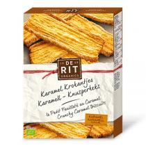 De Rit - Petits feuilletés au caramel 120g