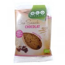 Eco Biscuits - Biscuits épeautre chocolat 40g