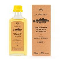 Lysi - La veritable huile de foie de morue naturelle 240ml