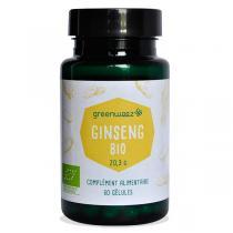 Greenweez - Ginseng Bio 60gélules