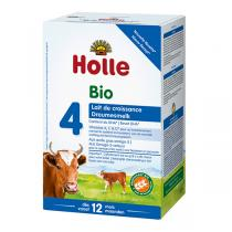 Holle - Lait de croissance 4 bio 600g - Dès 12 mois