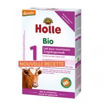 Holle - Lait nourrissons 1er âge bio & Demeter 400g
