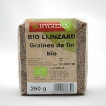 Hygiena - Graines de lin 250g
