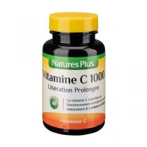 Nature's Plus - Vitamine C 1000mg 60 comprimés LP