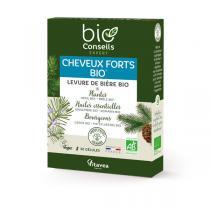Nature & Santé - Cheveux forts - Boîte de 30 gélules