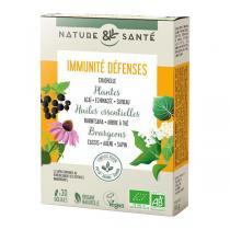 Nature & Santé - Immunité Défenses 15g