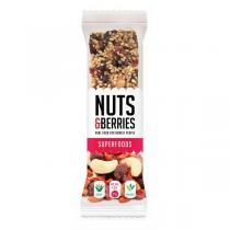 Nuts & Berries - Energy Bar Superfoods 40g