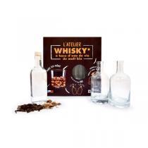 Radis et Capucine - Coffret DIY Whisky à faire soi-même