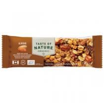 Taste of Nature - Barre amandes 40g