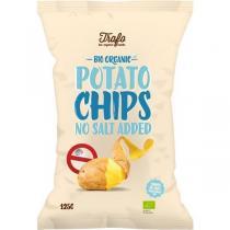 Trafo - Chips de pommes de terre sans sel 125g