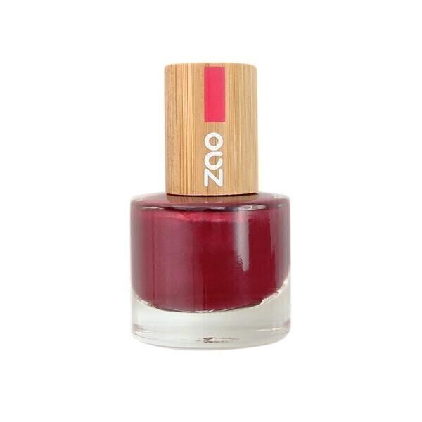 Zao MakeUp - Vernis à ongles 674 Pomme d'amour 8ml