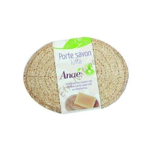 Anaé - Porte savon en luffa
