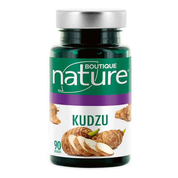 Boutique Nature - Kudzu 90 gélules végétales