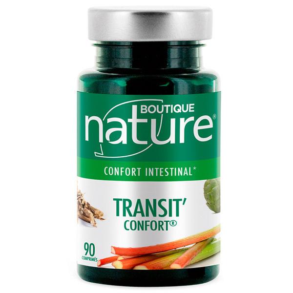 Boutique Nature - Transit'confort 90 comprimés