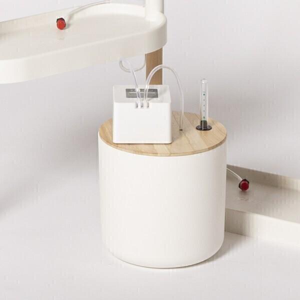 Citysens - Système d'arrosage pour étagère avec réservoir d'eau