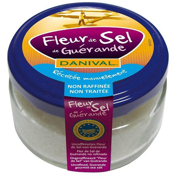 Danival - Fleur de Sel de Guérande 80g