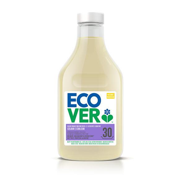 Ecover - Lessive liquide couleurs 30 lavages 1,5L